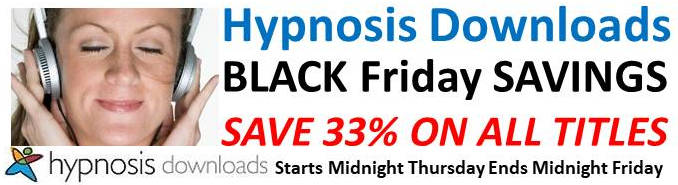 Black Friday Hypnosis Downloads image