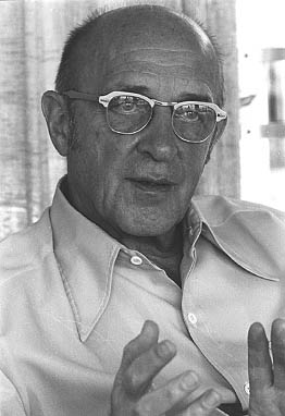Carl Rogers on improving relationships | Picture of Carl Rogers