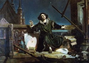 The Man who moved the World - Nicolaus Copernicus