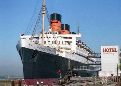 Queen Mary in Psychic Babble and the Paranormal