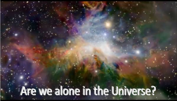 Are we alone in the Universe image
