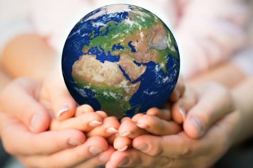 Whole World in Our Hands image