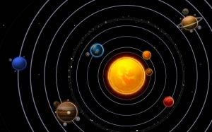 Is astrology actually more about | Get real with astrology solar system image