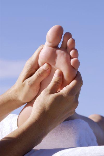 Make time for Massage image