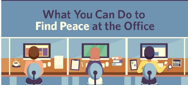 Find your peace at the office - image