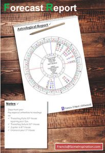 12 Months Forecast Astrological Report | Forecast Report 400 image