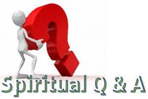 Some Inspiration | Spiritual Q&A logo