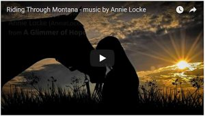 Annie Locke Music Videos | Riding Through Montana video image