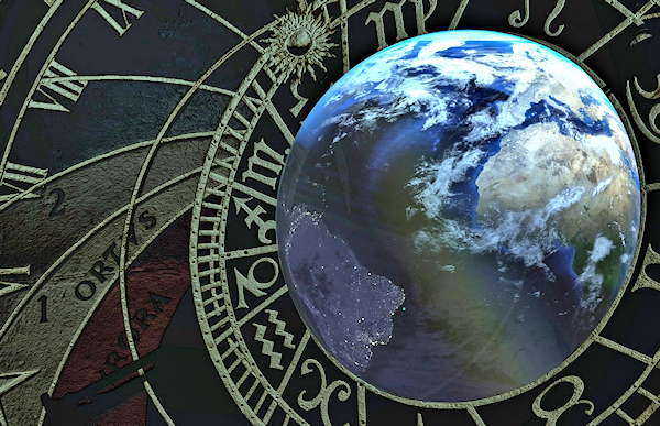 Astrology Reports from Some Inspiration | astrological earth image