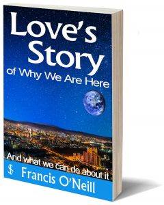 Love's Story of Why We Are Here | 3D 600 image
