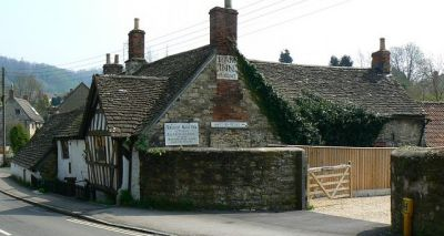 UK Ghost and Poltergeist stories | Ancient Ram Inn image