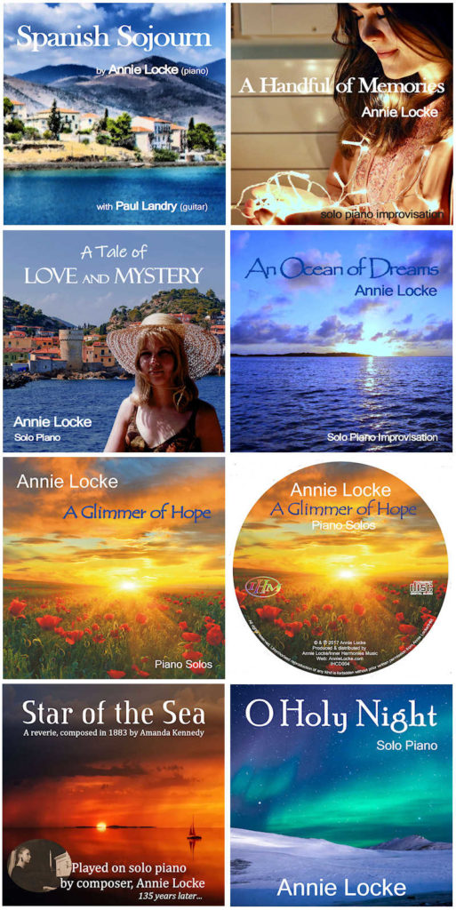 Need help with your next Single cover? Annie Locke covers image