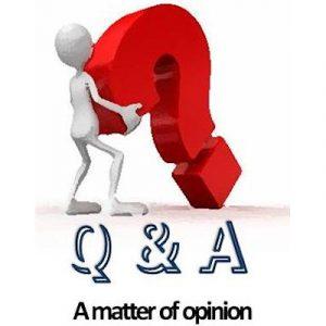 Q&A | 400x96 image
