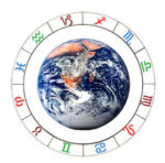 Earth zodiac logo | 2 image