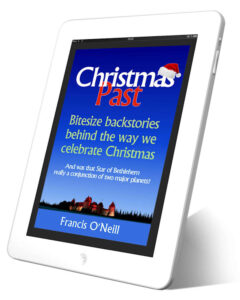 Christmas Past book   white tablet 800x96 image